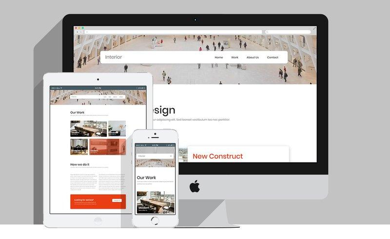SiteManager Theme Interior