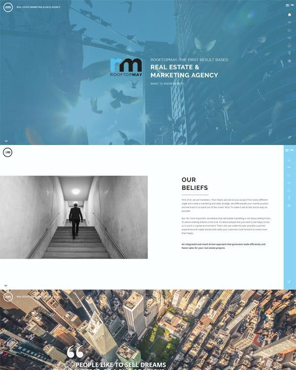 SiteManager showcase - RooftopMay